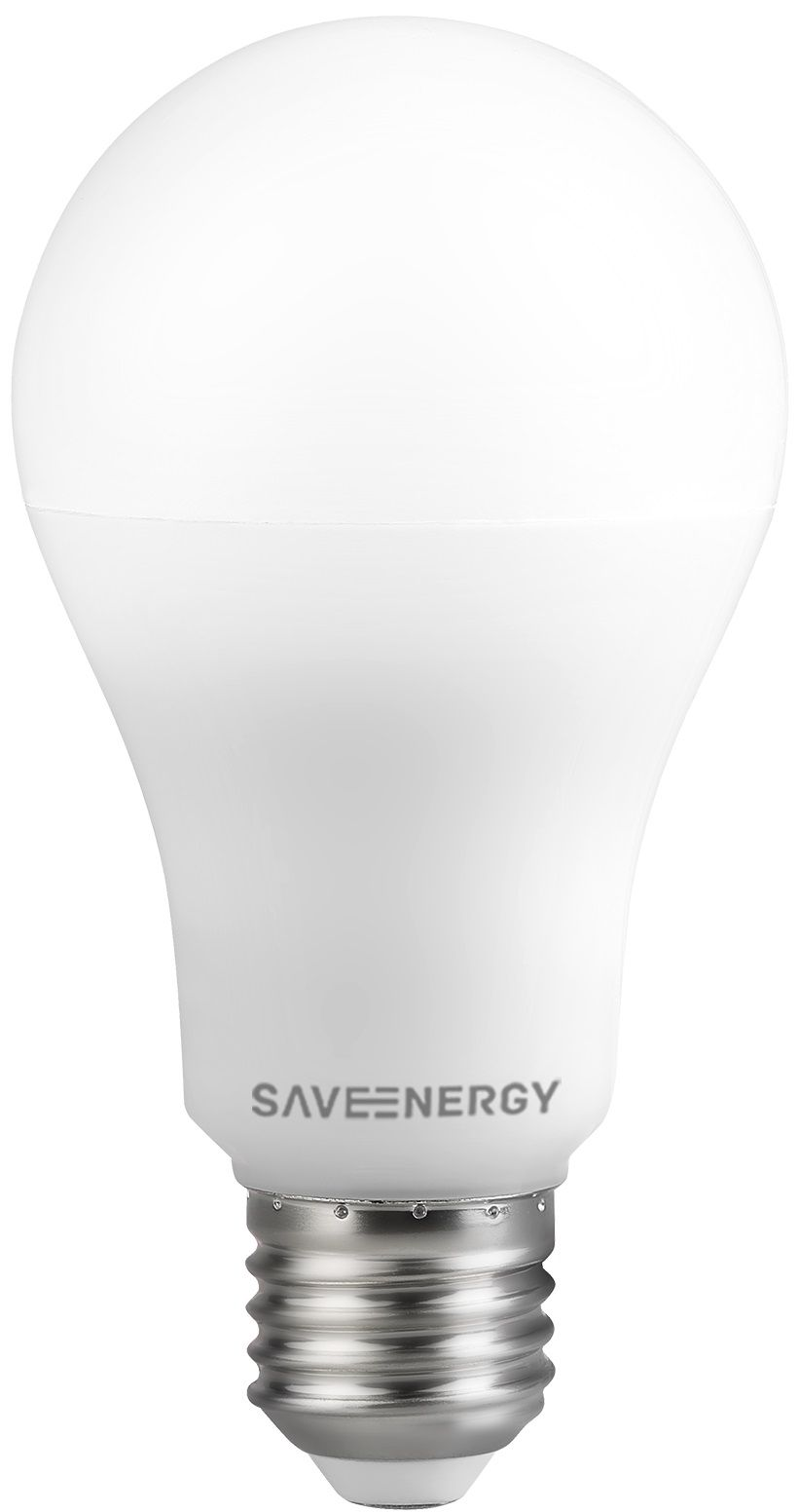 LÂMPADA LED BULBO A65 11W 2700K DIMERIZÁVEL SAVE ENERGY SE-215.1443