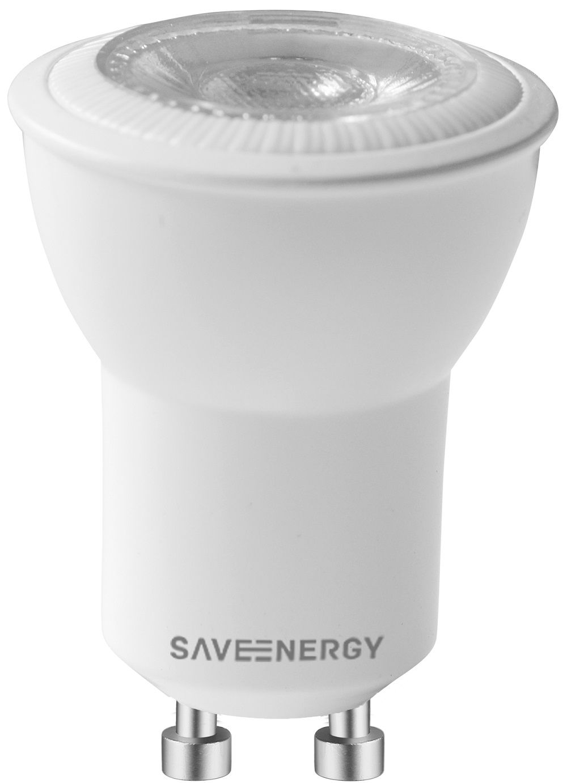 LÂMPADA LED MINI DICRÓICA 3,8W 2700K DIMERIZÁVEL SAVE ENERGY SE-140.1152