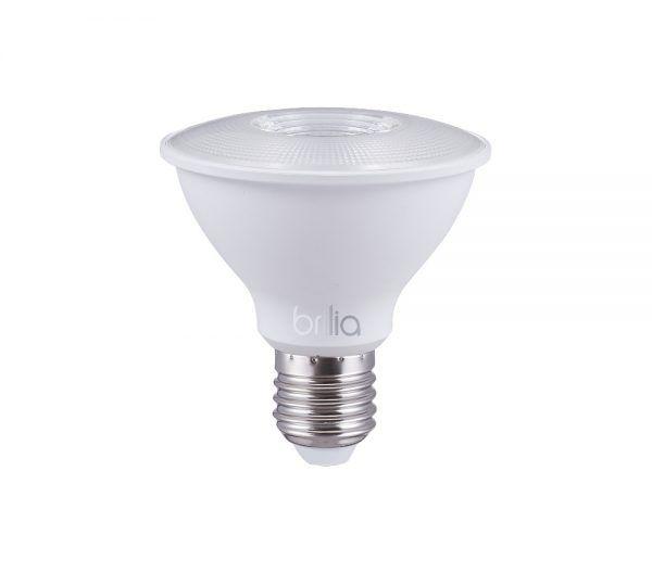 LÂMPADA LED PAR30 8,5W 2700K E27 BRILIA 301535
