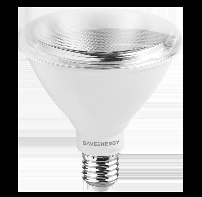 LÂMPADA LED PAR38 15W 2700K IP54 SAVE ENERGY SE-120.439