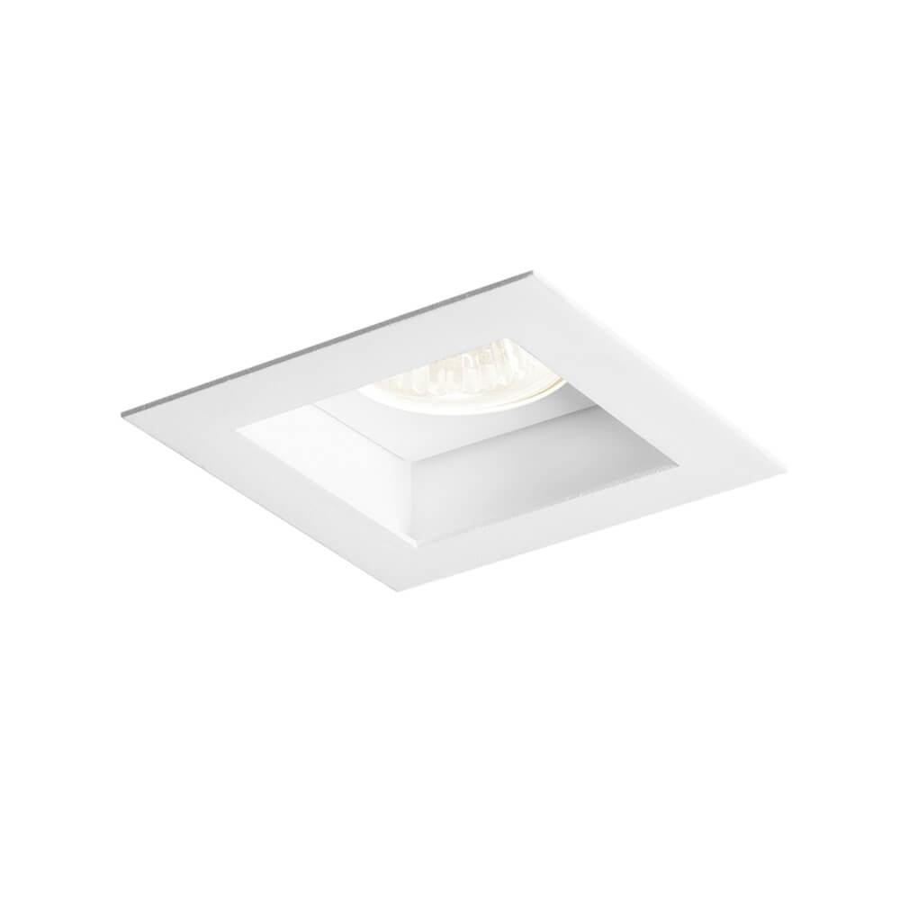 Luminária Embutir Spot Newline IN65100 Flat 1L Mini Dicróica GU10 75x75x65mm
