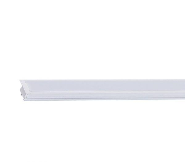 PERFIL LED EMBUTIR 1 METRO 14W 2700K 24V IP44 BRILIA 301801