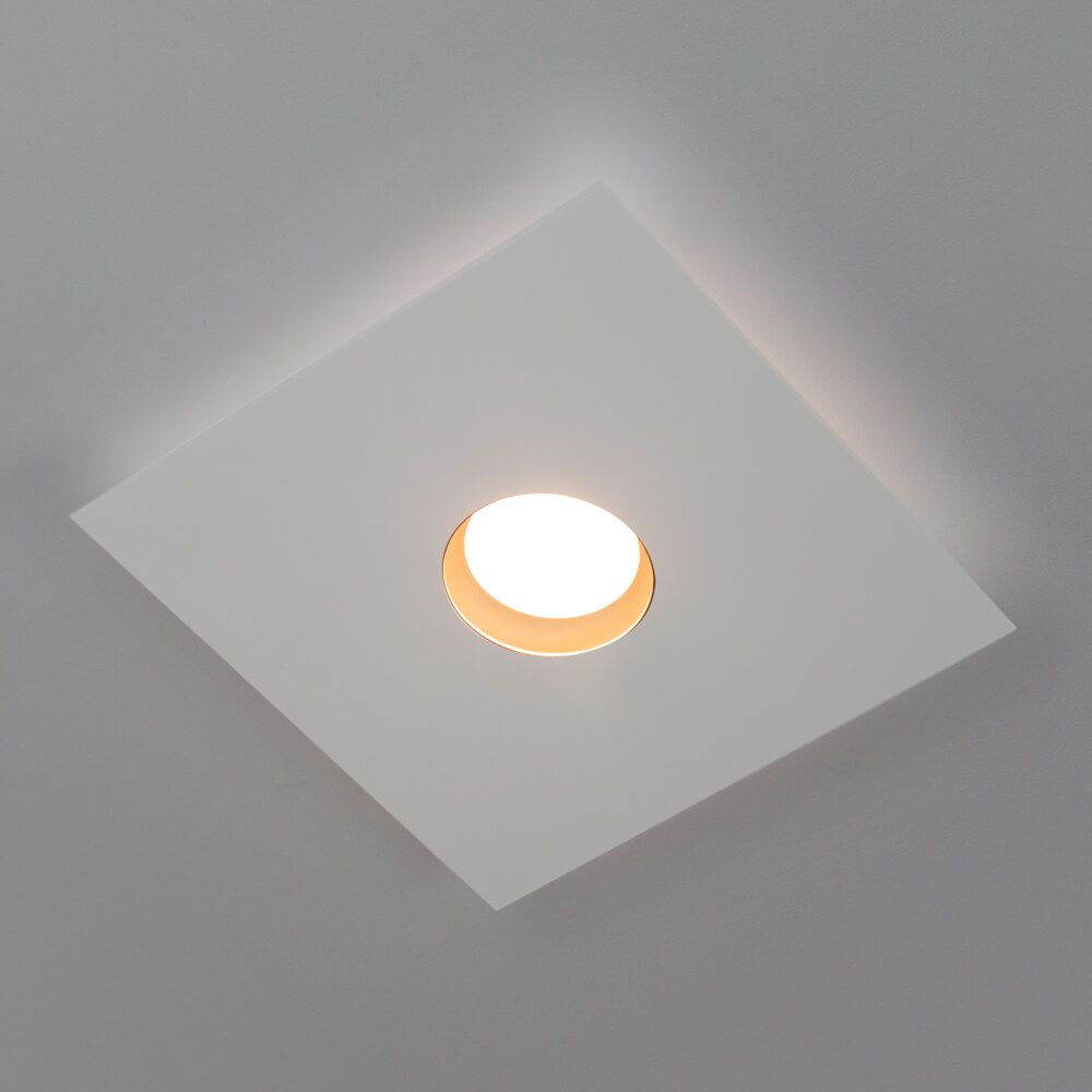 PLAFON LED NEWLINE 520LED2 DOMINO 6W 2700K 220V 250X250X48MM