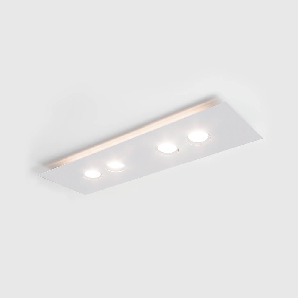 PLAFON LED NEWLINE 523LED2 DOMINO 24W 2700K 220V 800X250X48MM