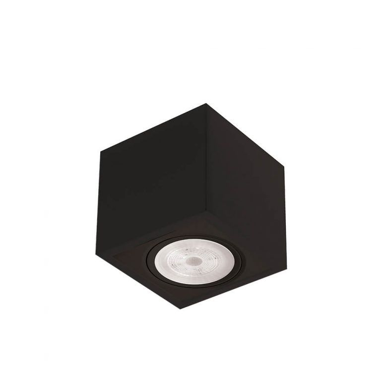 Plafon LED Newline 562 Box LED Sobrepor 7W 3000K 125x125x70mm