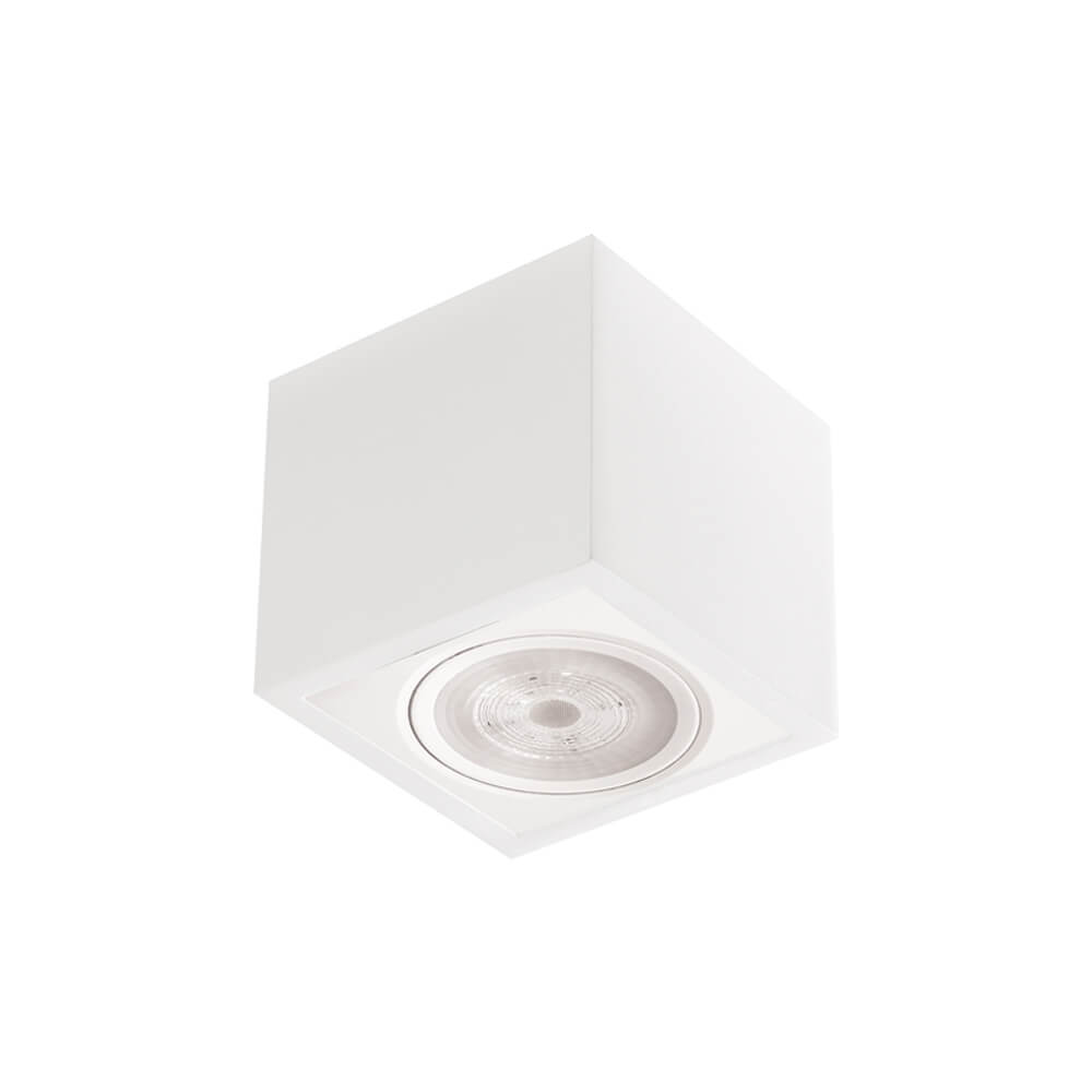 Plafon LED Newline 563 Box LED Sobrepor 12W 3000K 150x150x70mm