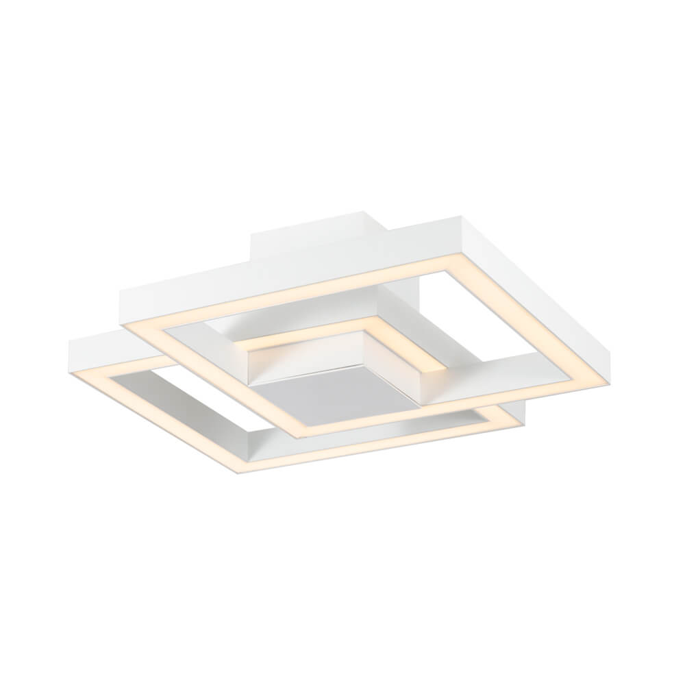 Plafon LED Newline 700LED4 FIT 50,4W 4000K Bivolt 410x410x132mm