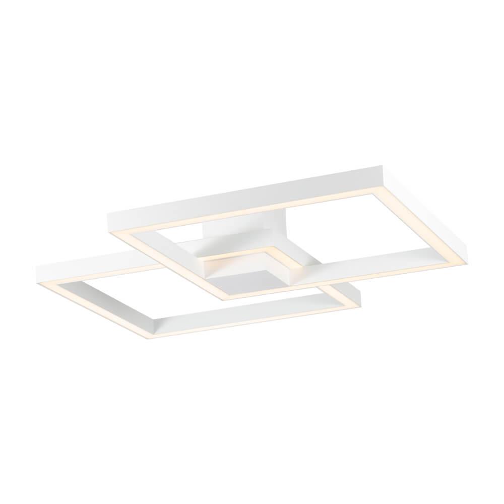 Plafon LED NEwline 702LED3 FIT 67,2W 3000K Bivolt 665x665x132mm