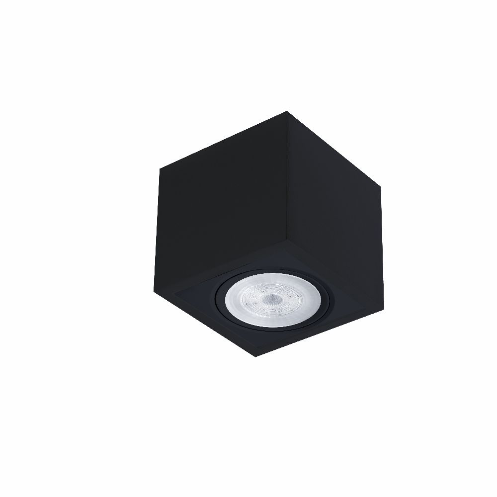 PLAFON NEWLINE 562 BOX LED 7W 3000K 125X125X70MM