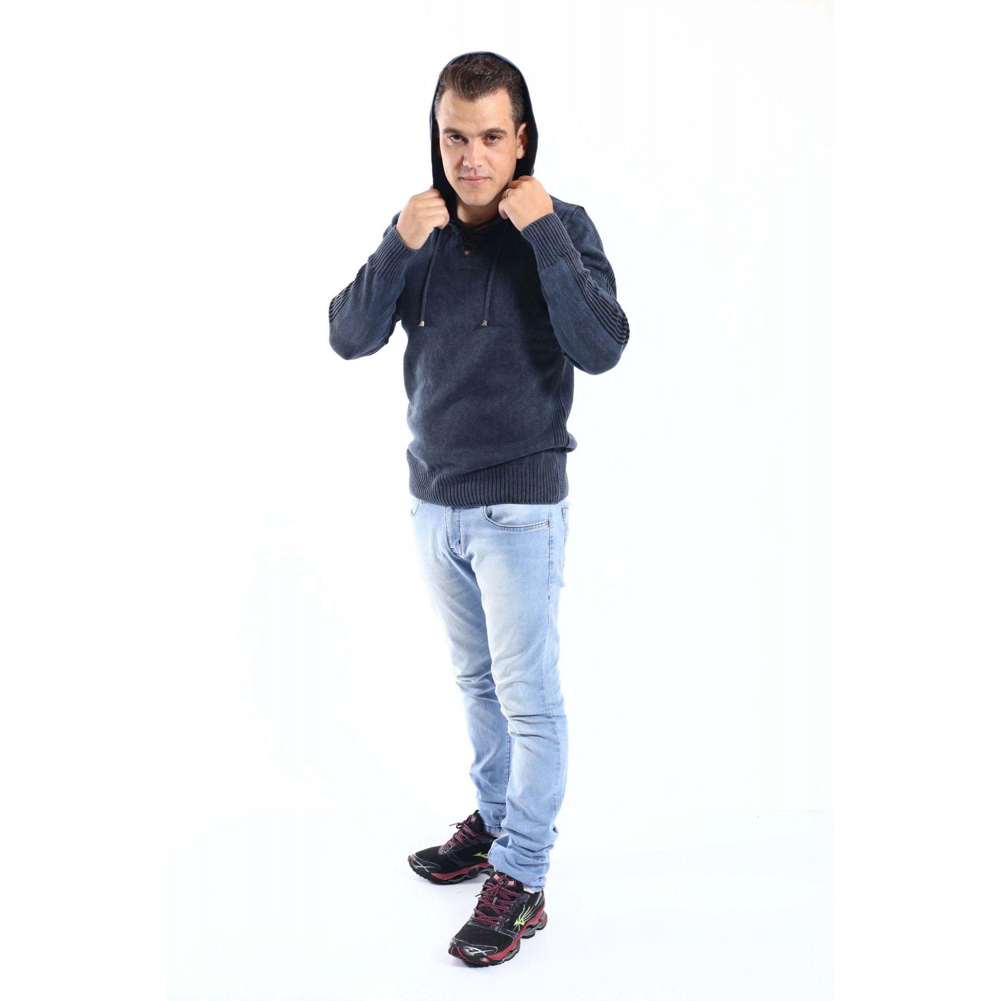 Blusa Bata Masculina