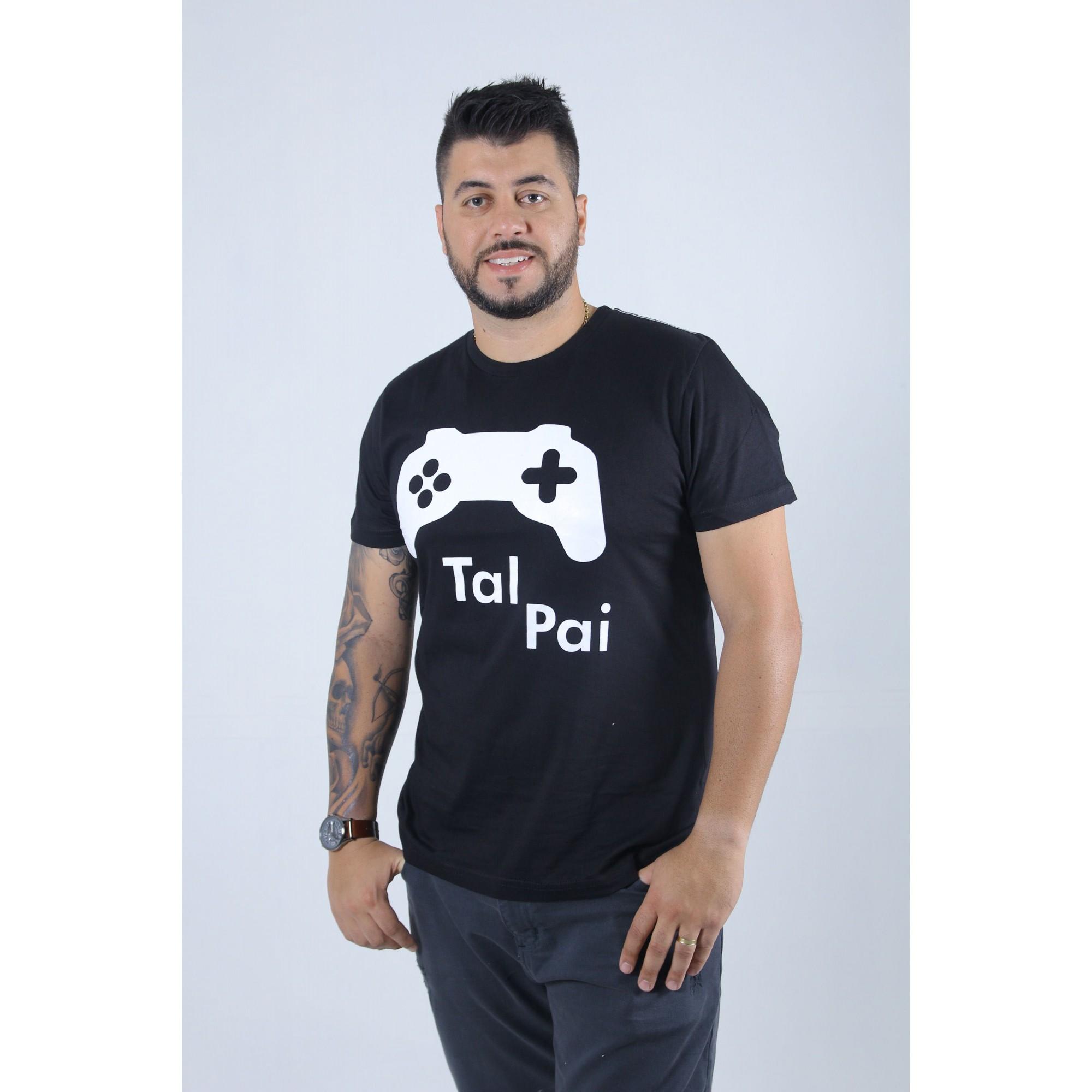 Camiseta Game  - Heitor Fashion Brazil