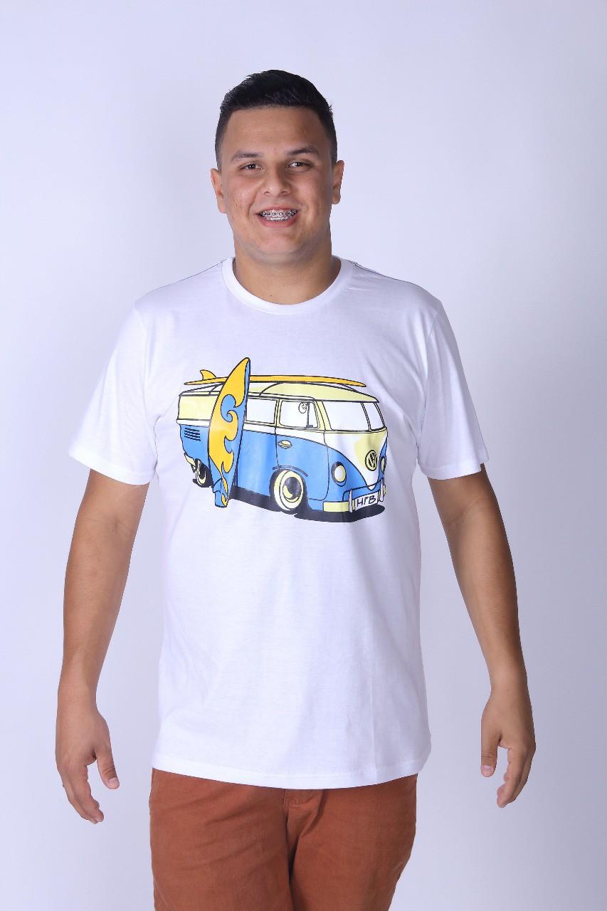 Camiseta Kombi  - Heitor Fashion Brazil