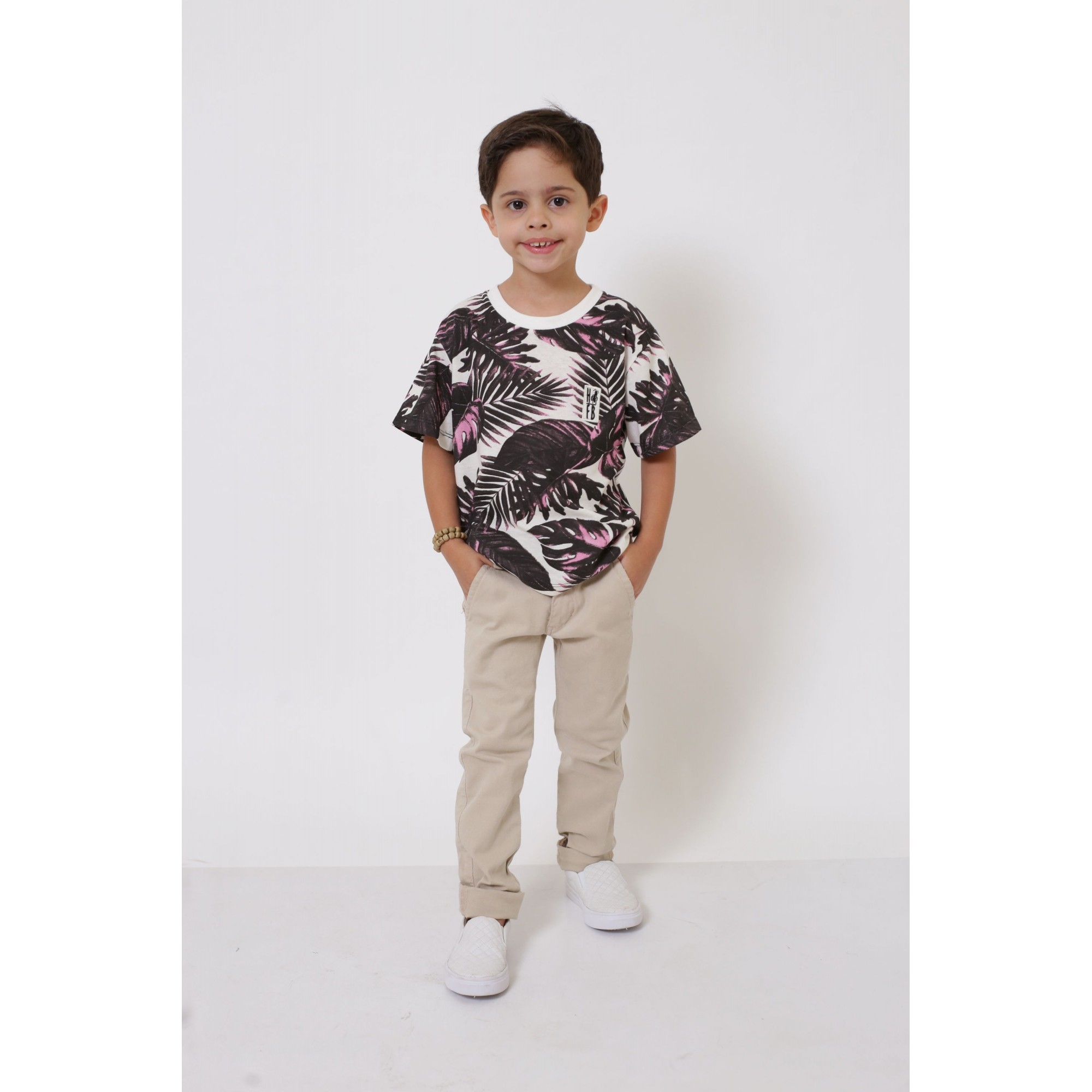 Camiseta ou Body Infantil Unissex - Cancún  - Heitor Fashion Brazil