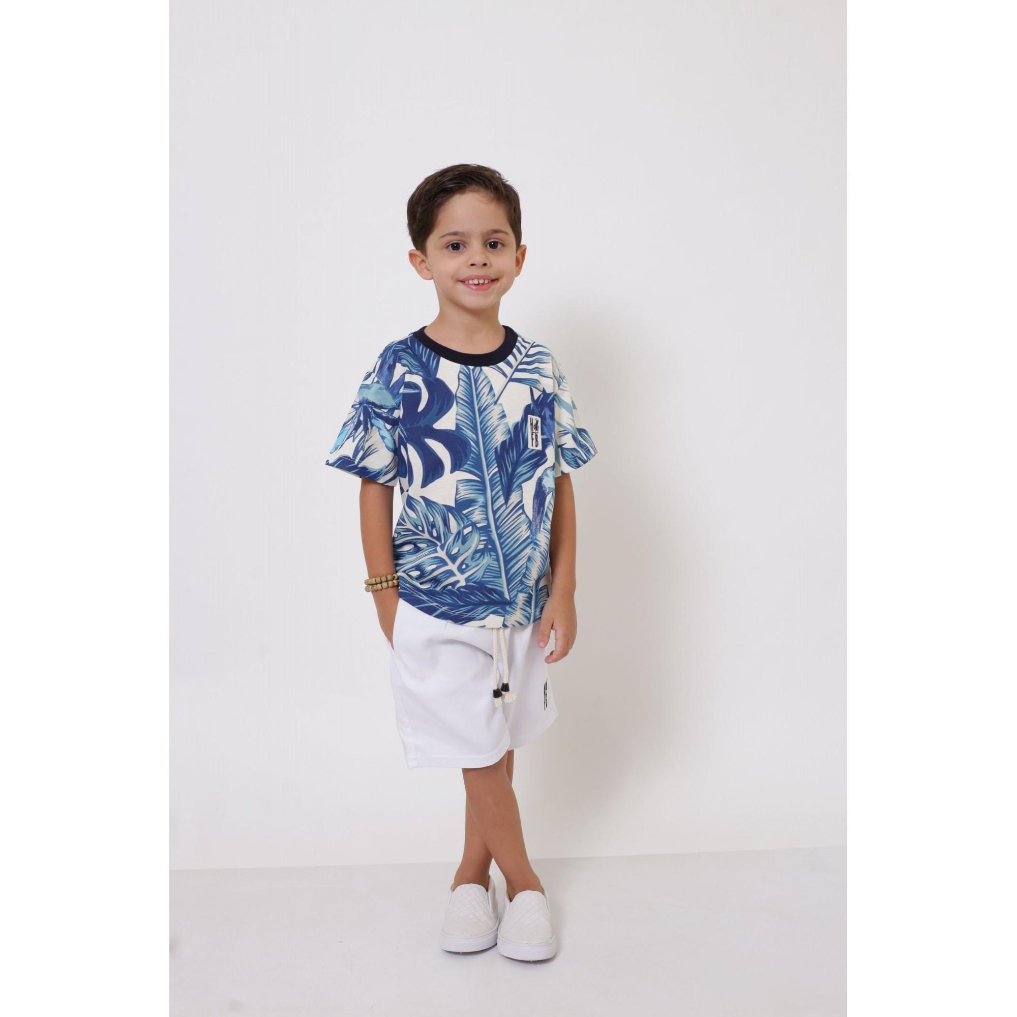 Camiseta ou Body Infantil Unissex - Caribe