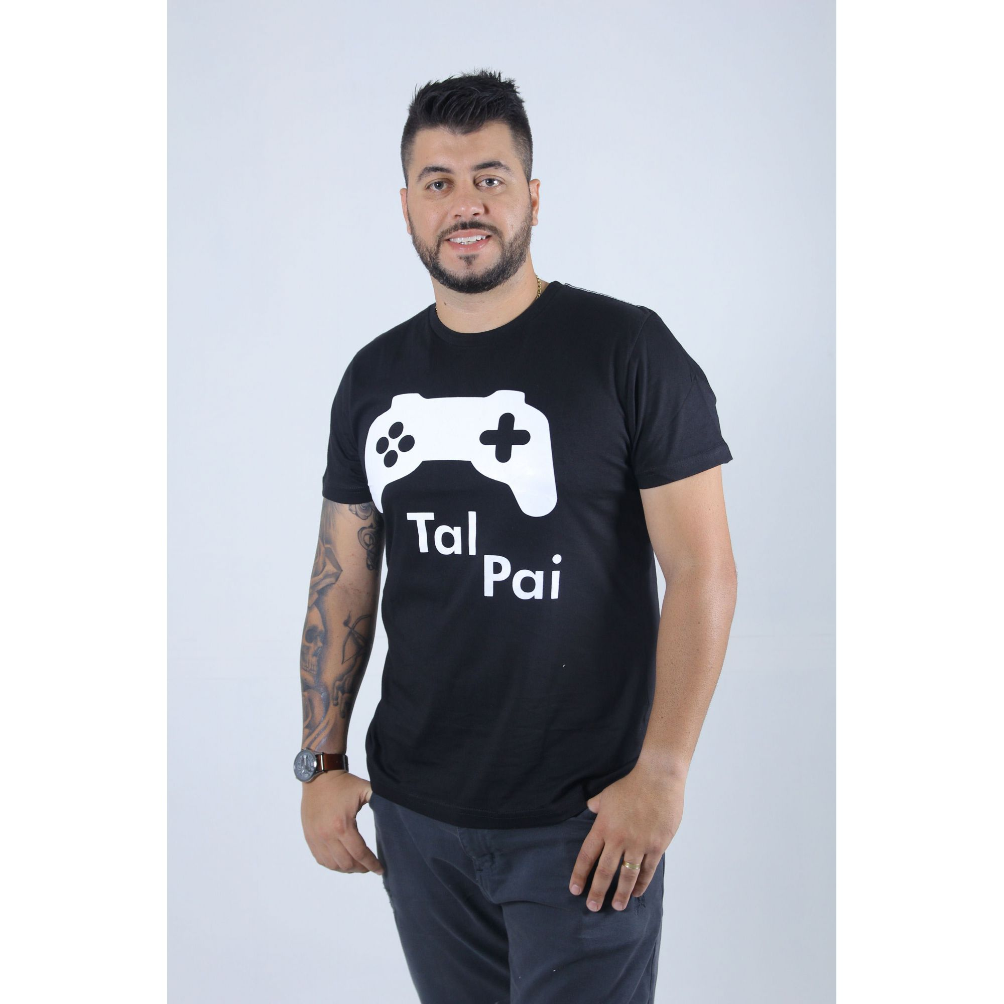 Camiseta Tal Pai Game
