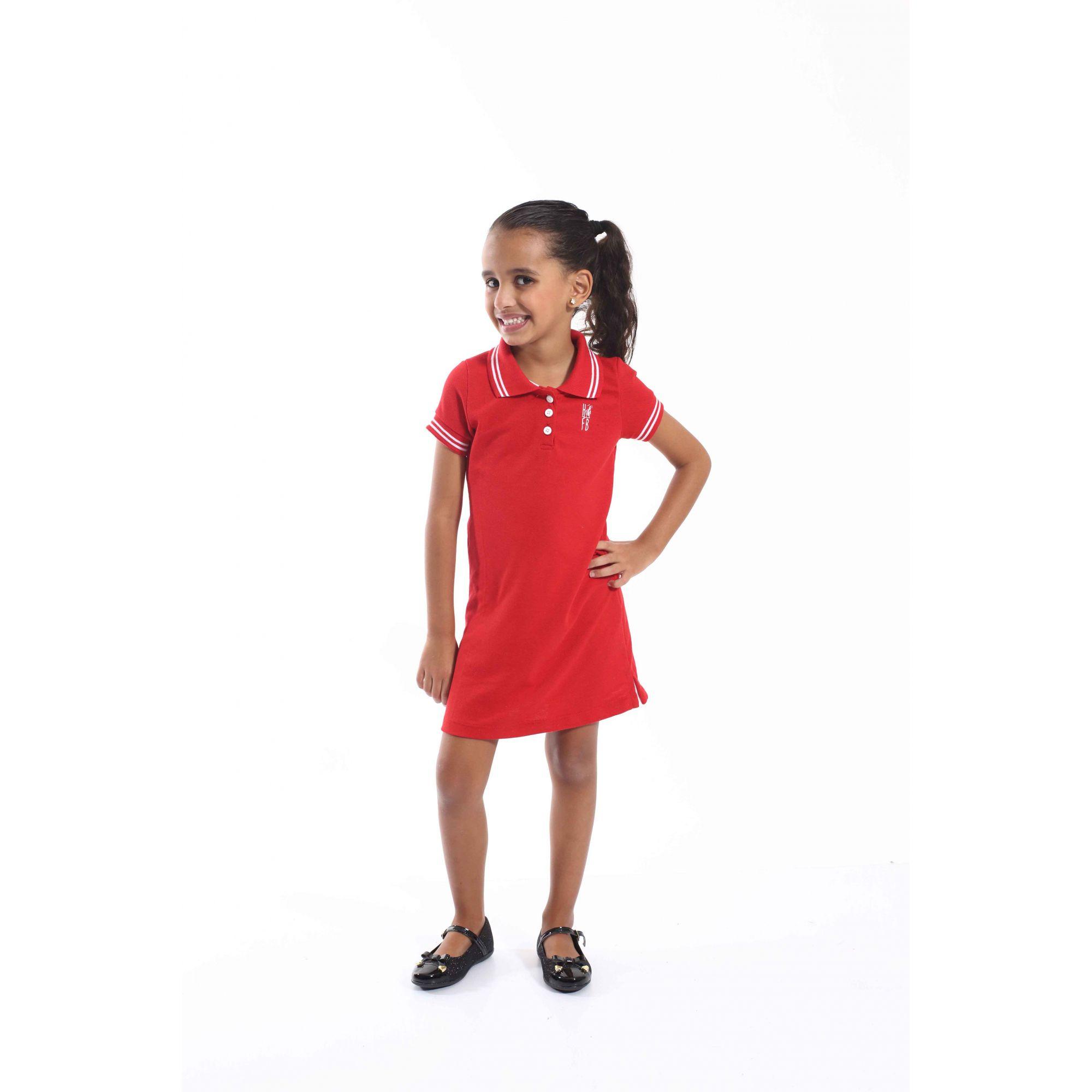 MÃE E FILHA > Kit 02 Vestidos Adulto e Infantil Vermelhos Paixão [Coleção Tal Mãe Tal Filha]  - Heitor Fashion Brazil