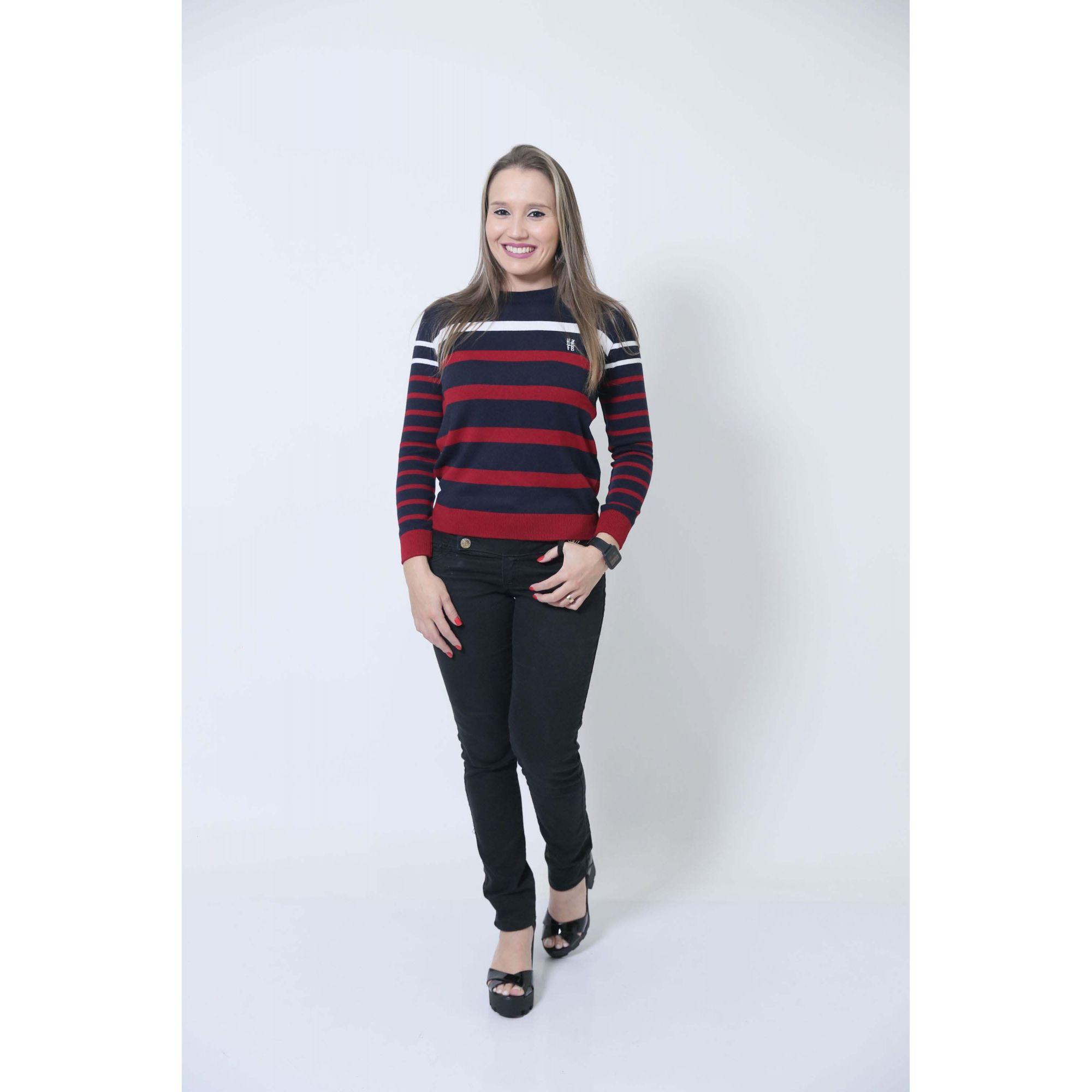 MÃE E FILHO > Kit 02 Blusas Suéter Listrado [Coleção Tal Mãe Tal Filho]  - Heitor Fashion Brazil