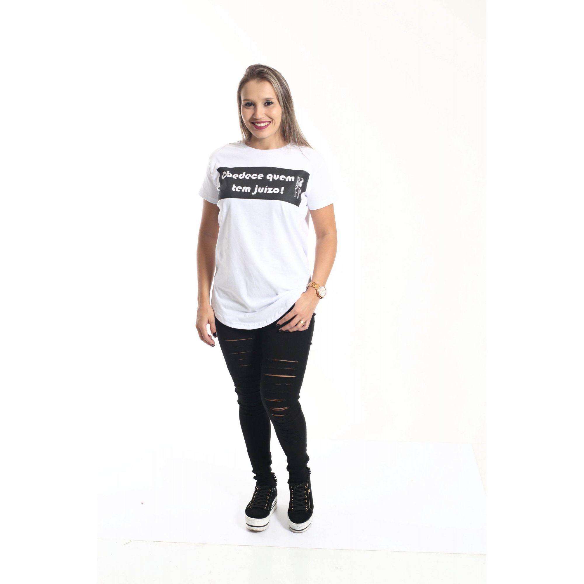 MÃE E FILHO > Kit 02 Camisetas Long Manda Quem Pode [Coleção Tal Mãe Tal Filho]  - Heitor Fashion Brazil