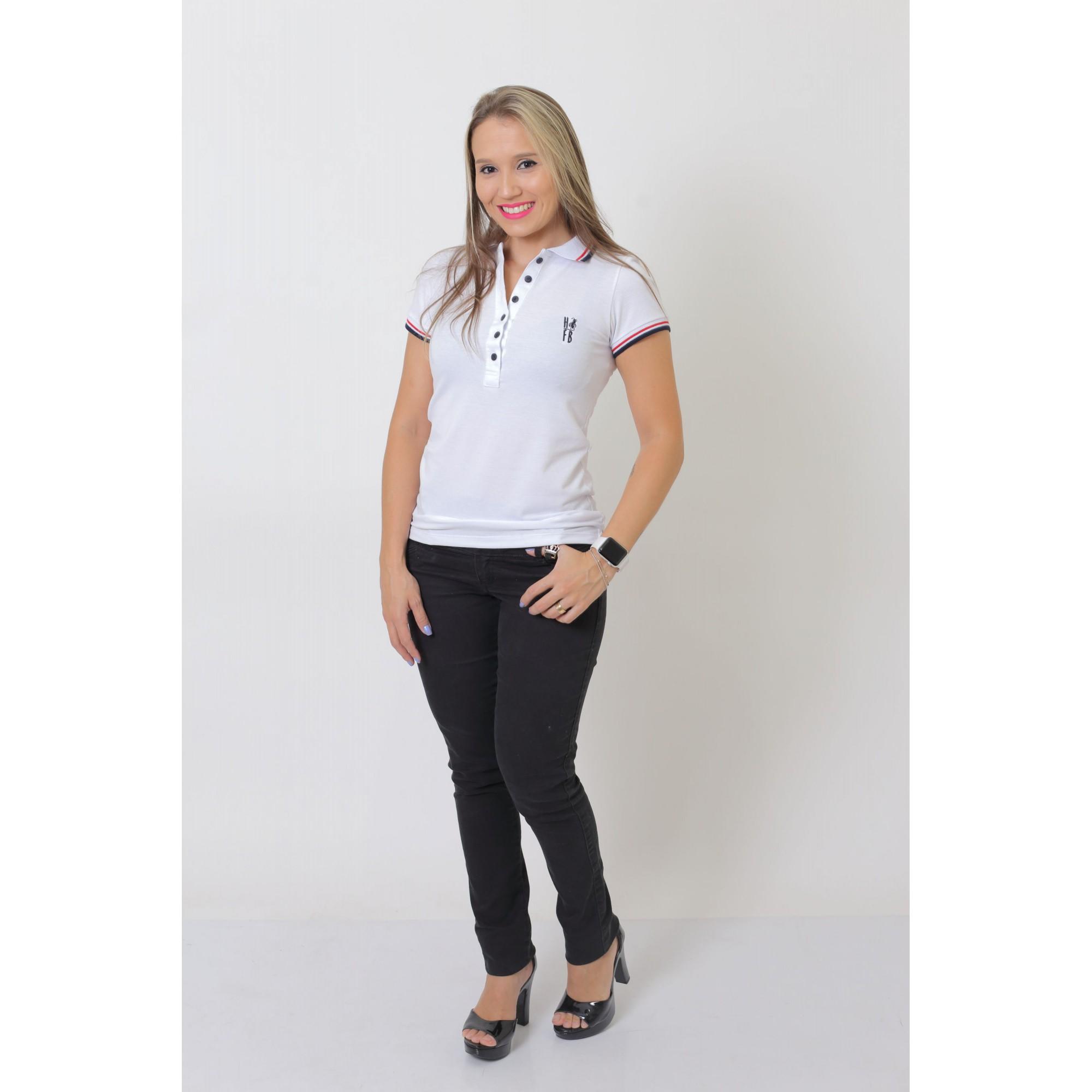 MÃE E FILHO > Kit 02 peças - Camisa + Body Unissex Polo Branca   [Coleção Tal Mãe Tal Filho]  - Heitor Fashion Brazil