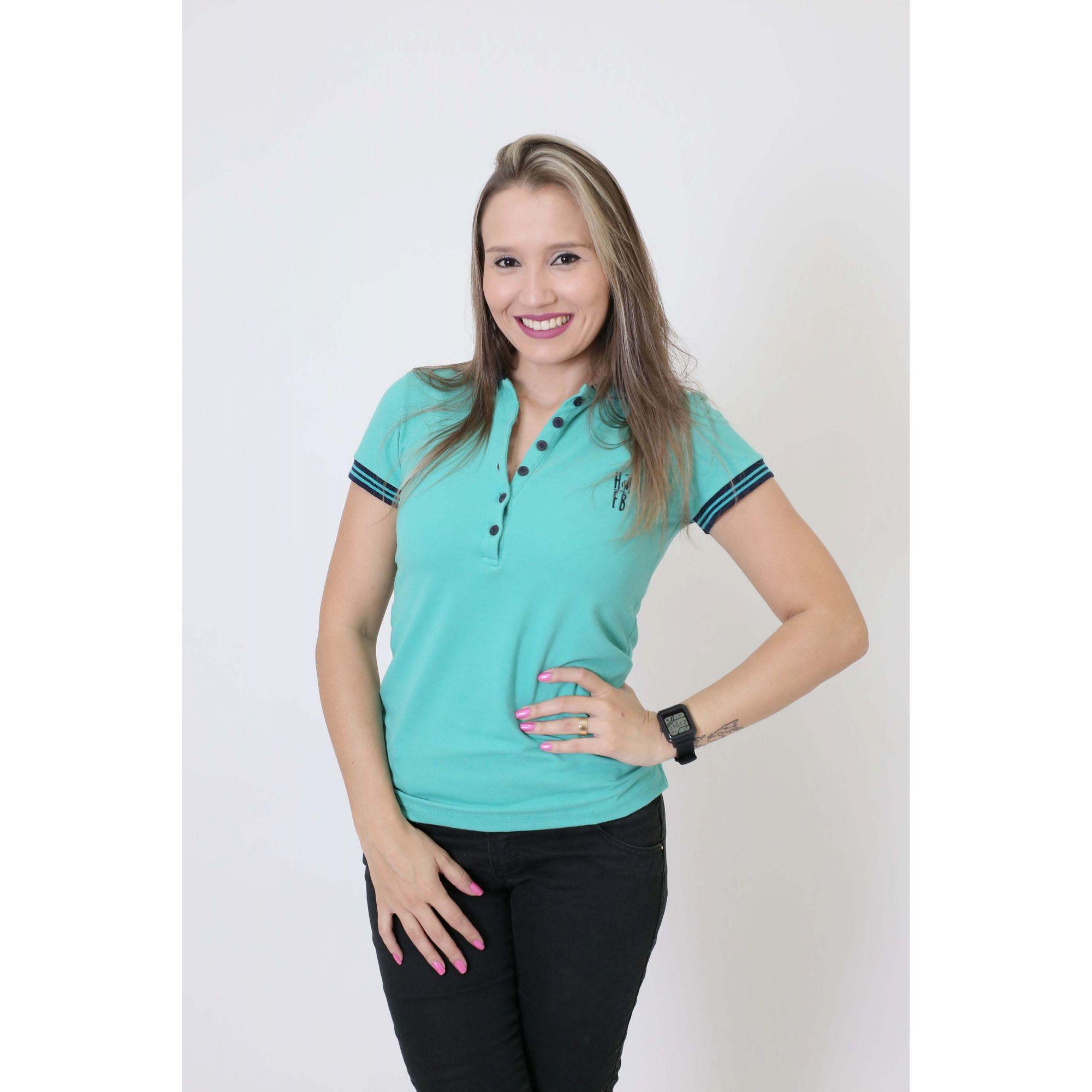 MÃE E FILHO > Kit 02 Peças - Camisas ou Body Polo Verde Jade [Coleção Tal Mãe Tal Filho]  - Heitor Fashion Brazil