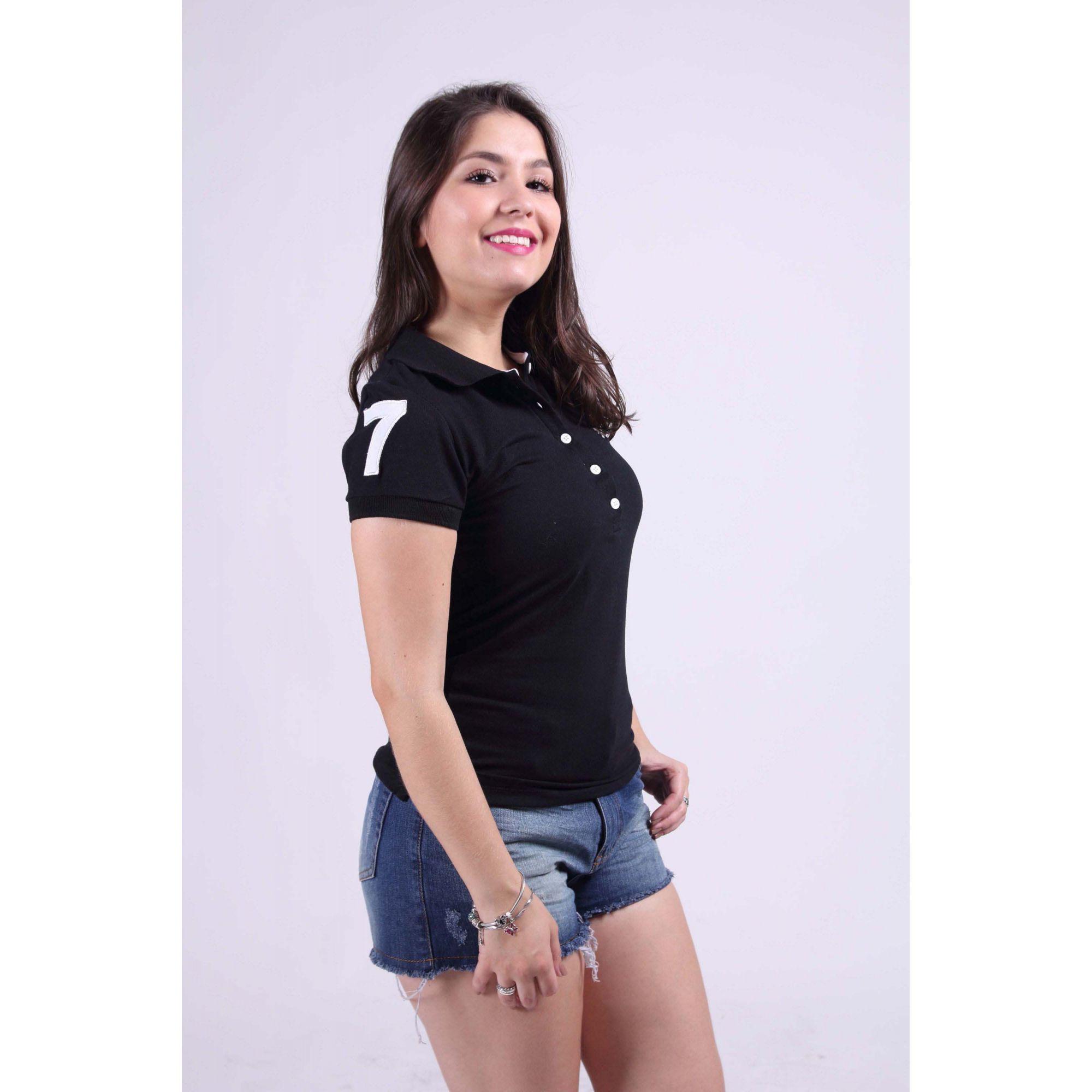 MÃE E FILHO > Kit 02 Peças - Camisas Preta [Coleção Tal Mãe Tal Filho]  - Heitor Fashion Brazil
