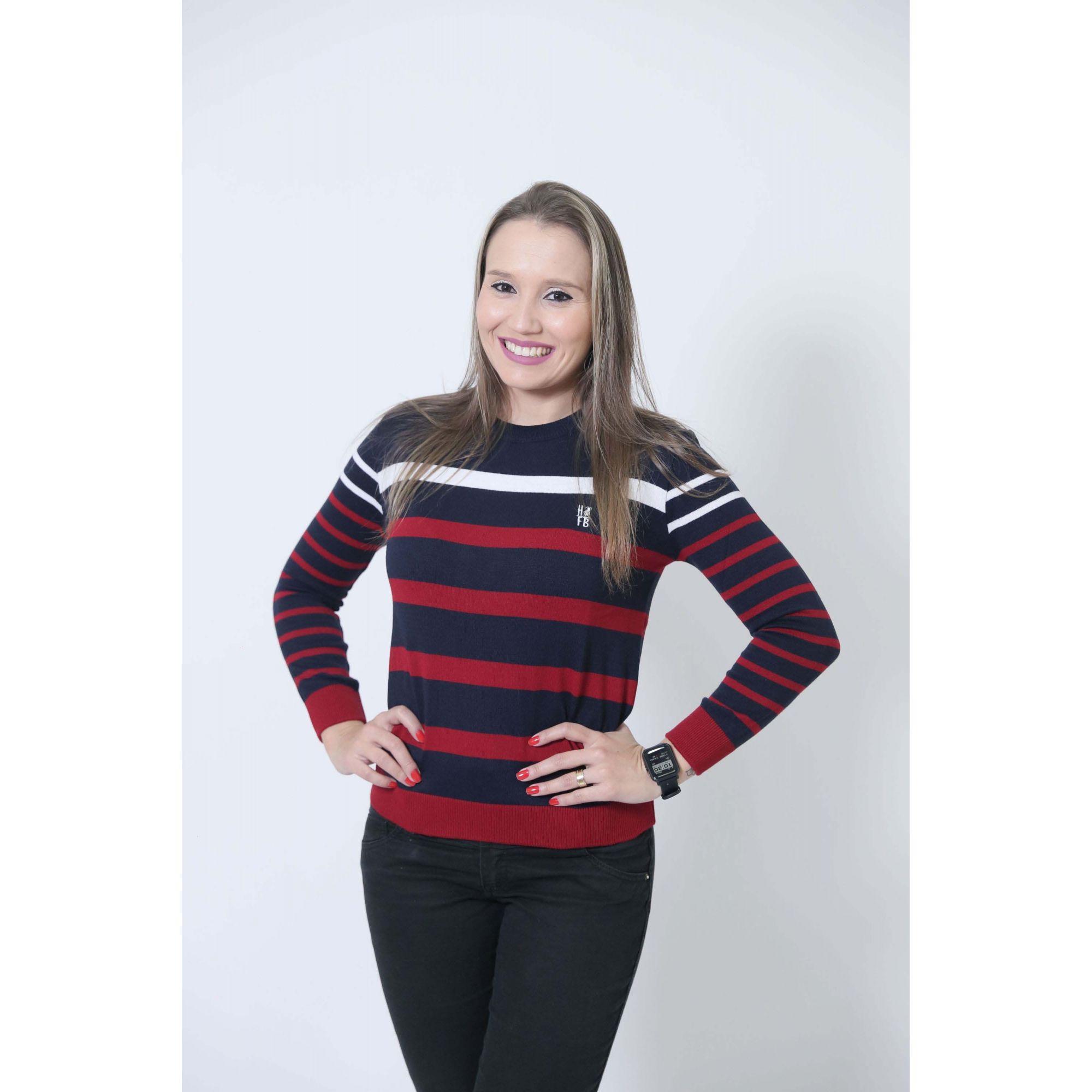 NAMORADOS > Kit 02 Peças Suéter - Listrado [Coleção Namorados]  - Heitor Fashion Brazil