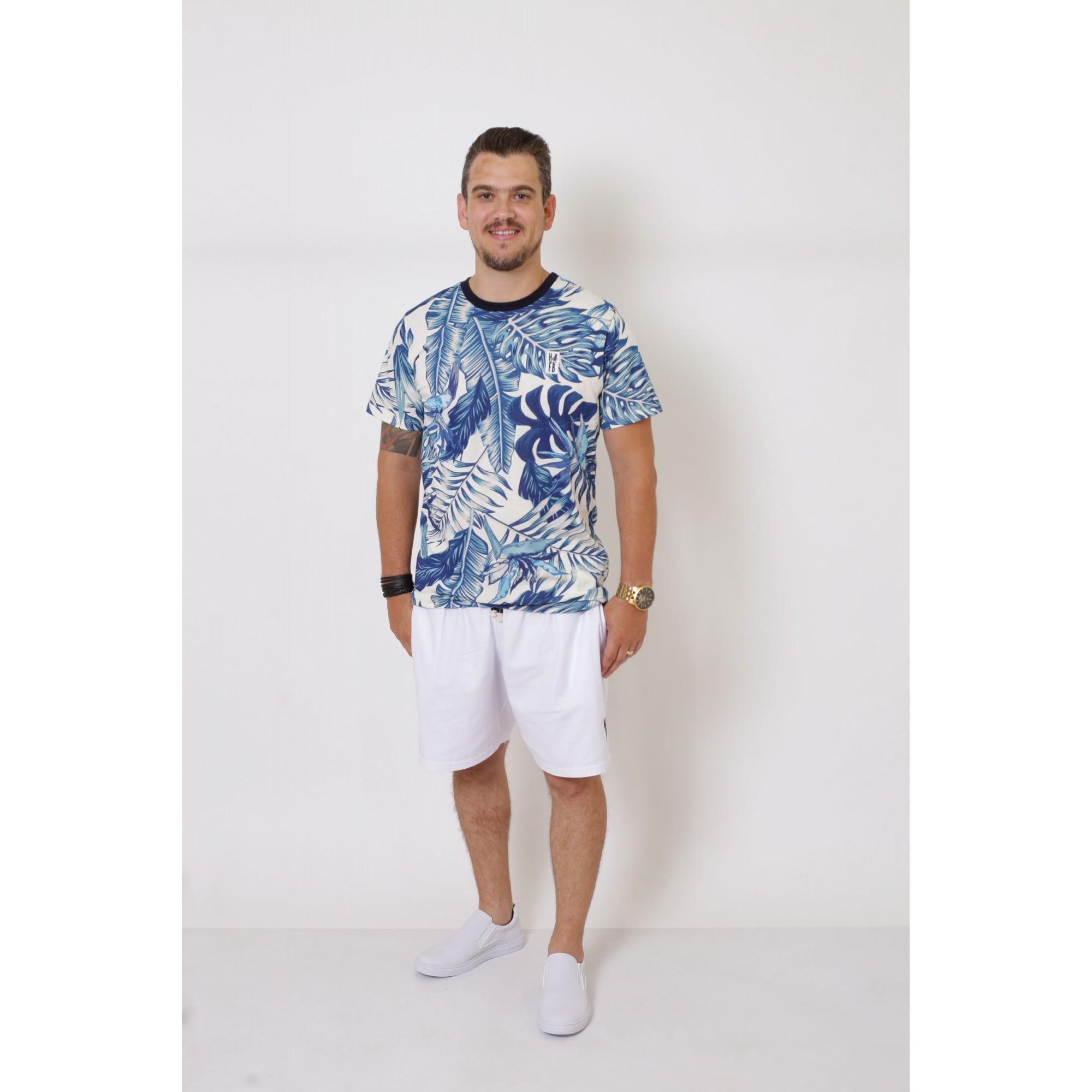 NAMORADOS > Kit 02 Peças T-Shirts Caribe [Coleção Namorados]  - Heitor Fashion Brazil