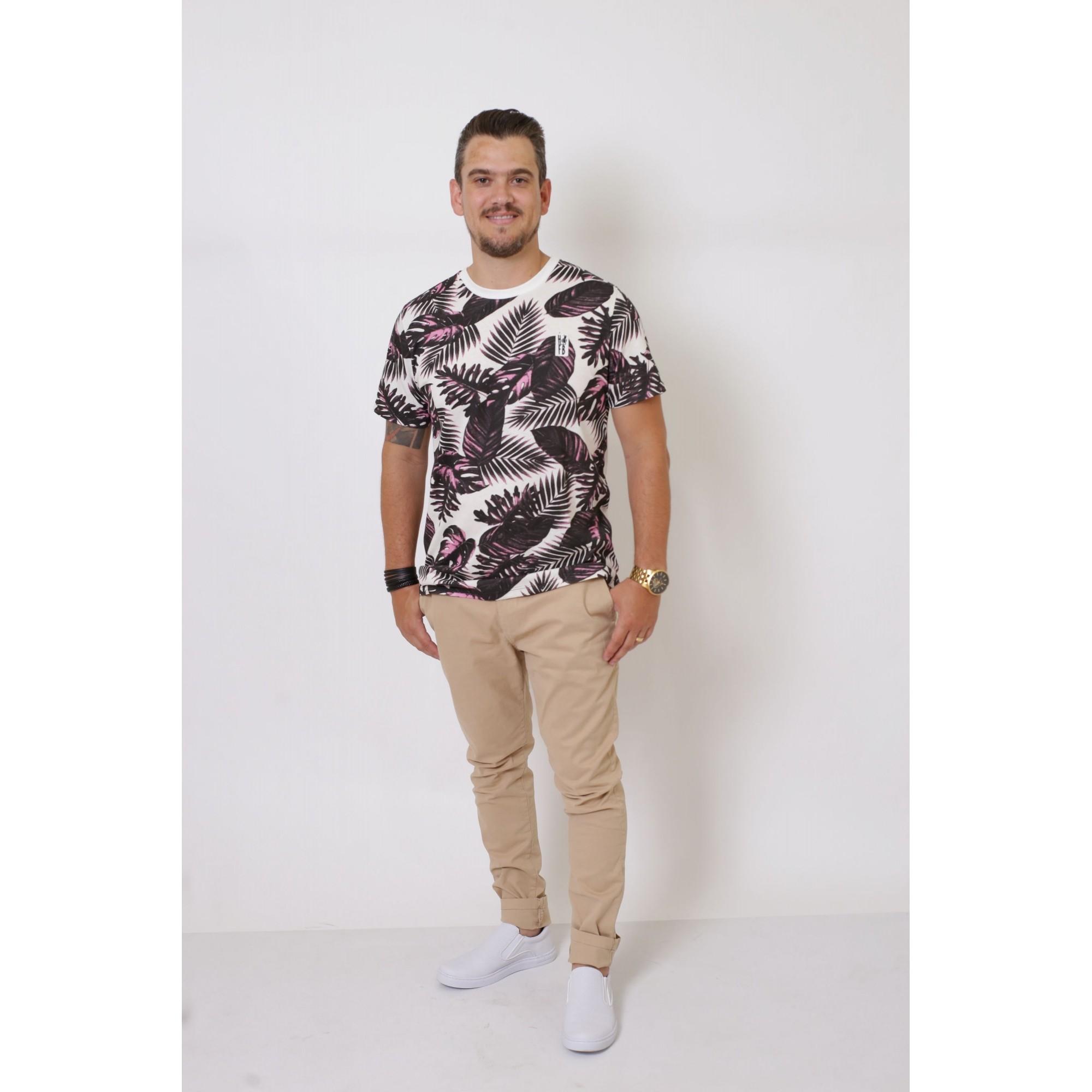 T-Shirt - Cancún Masculina