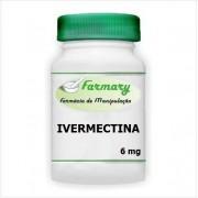 IVERMECTINA  6 mg -   6 Capsulas