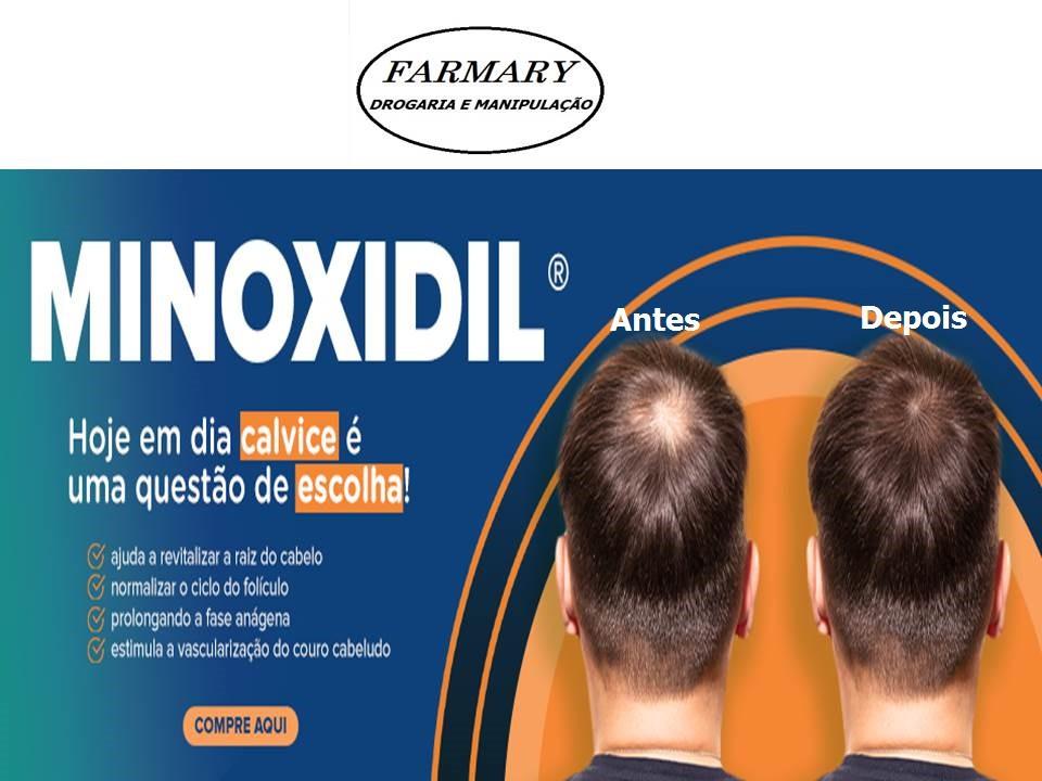 MINOXIDIL  - para CABELO e BARBA TURBINADO  100 ml
