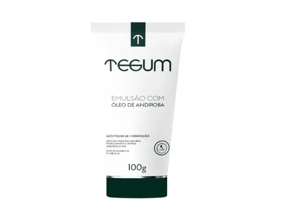 TEGUM - Oleo De Andiroba 100g