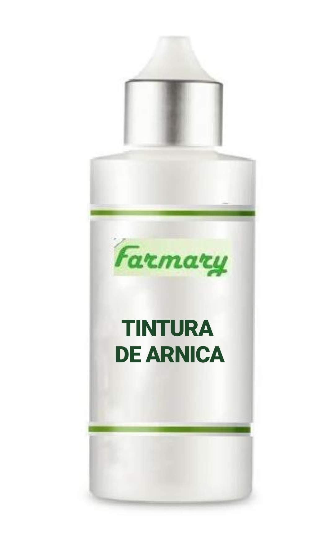 TINTURA DE ARNICA