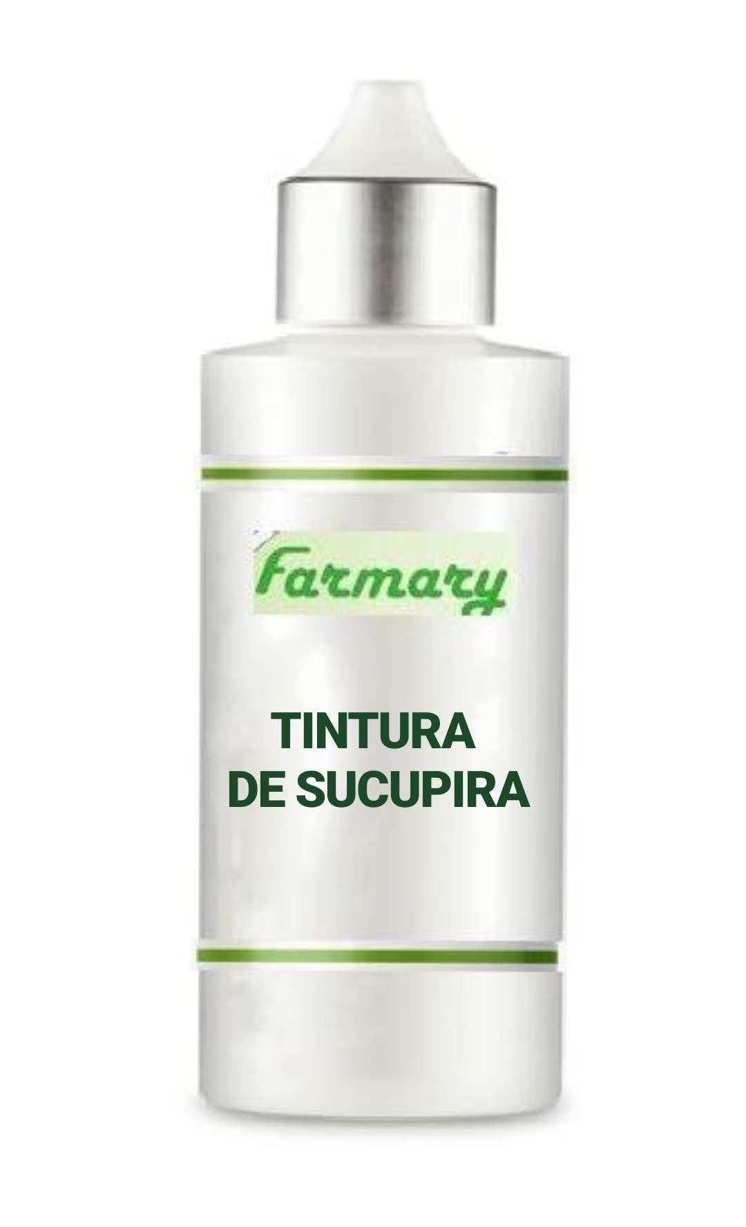 TINTURA SUCUPIRA 100ML