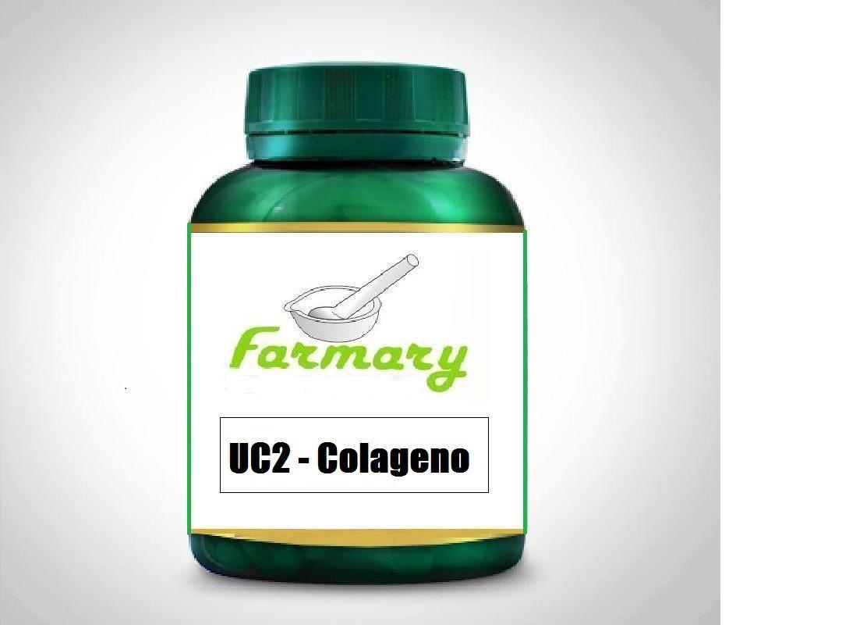 UC2 Colágeno tipo 2  Autentico    60 capsulas