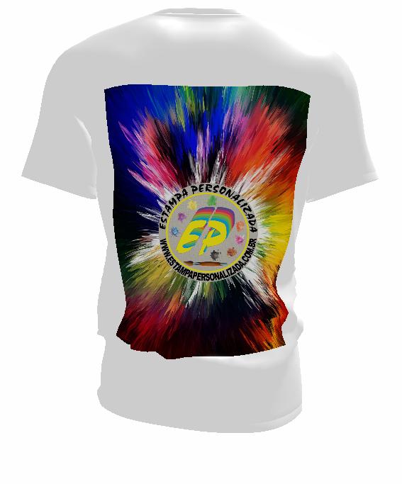 Camisa Estampa Local