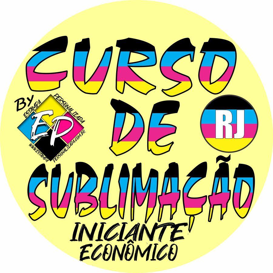 Curso de Sublimação RJ-EP Iniciante Econômico: Prático e Presencial