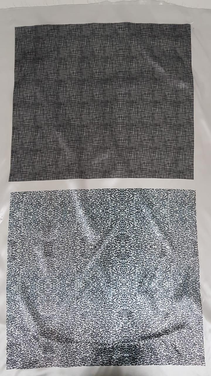 Impressão em Tecido Cetim