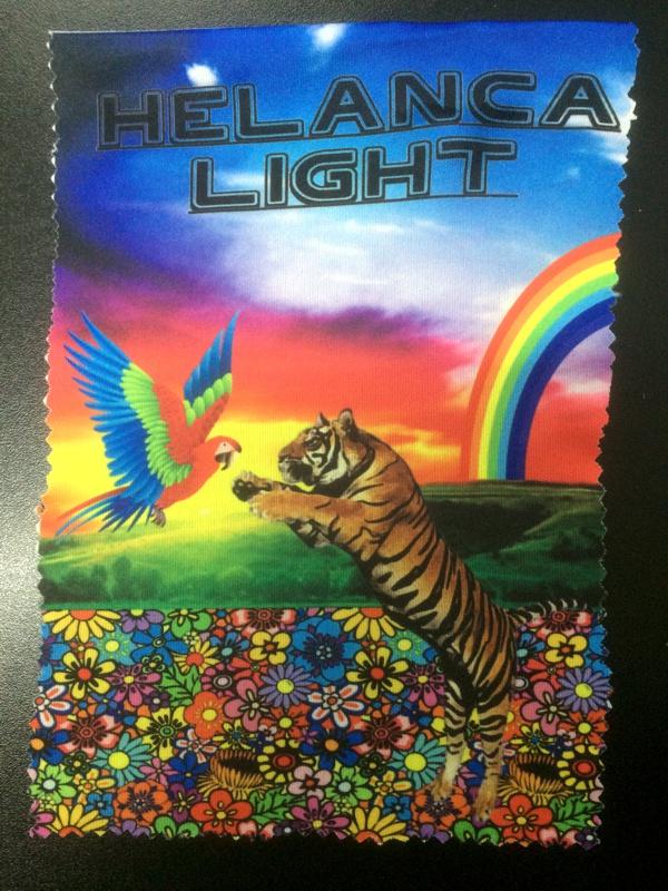 Impressão em Tecido Helanca Light