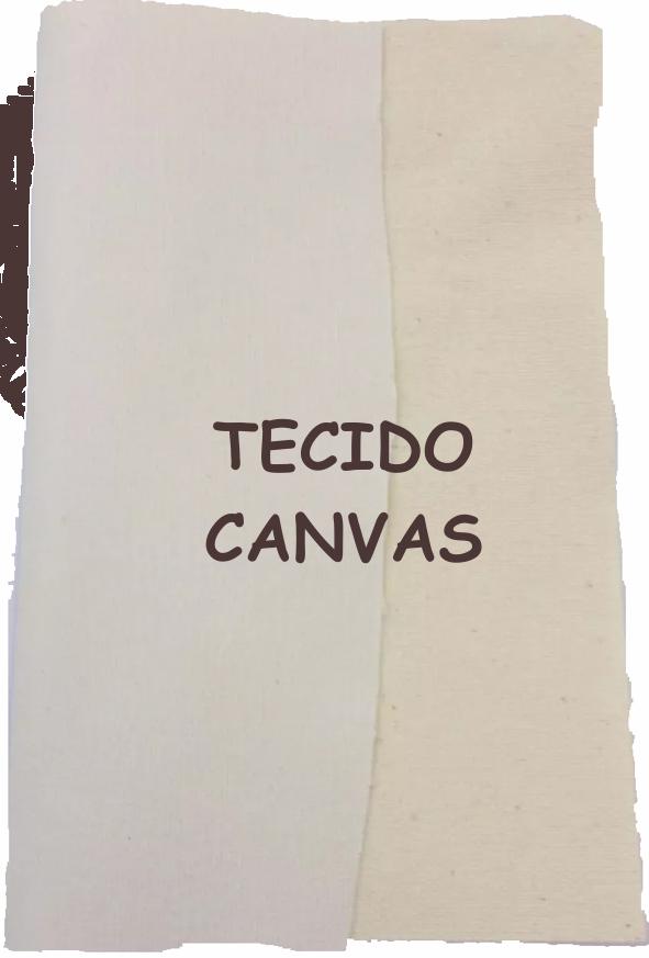 Impressão em tecidos Canvas (100% Algodão) até 90X60 cm