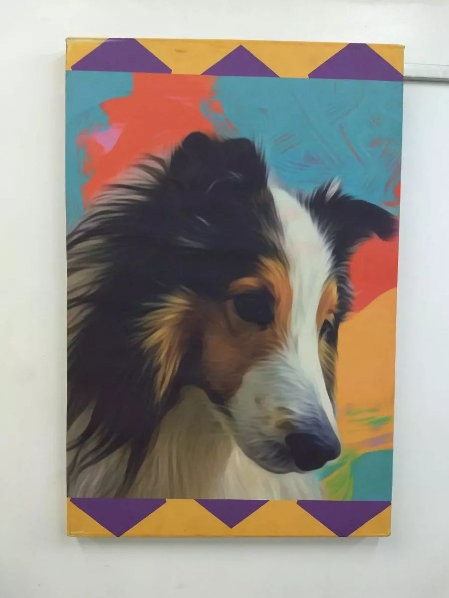 Impressão em Tecidos Canvas em Algodão de 81 cm a 100 cm