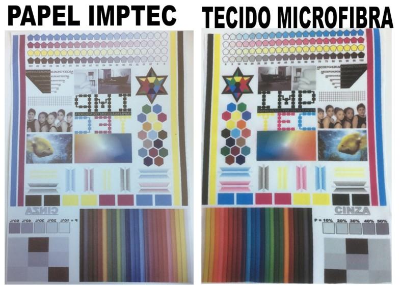 Papel Sublimático Branco Brilho IMPTEC 90G A3+ (33cm x 48cm)