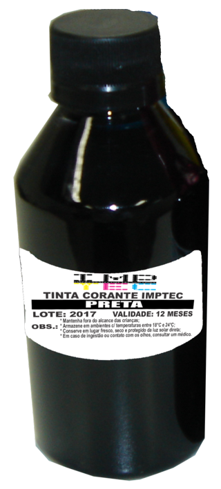 Tinta Corante IMPTEC para Epson
