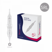 Agulha Easy Click Rosca Dermocamp - 5 pontas CIRCULAR (com Anvisa)