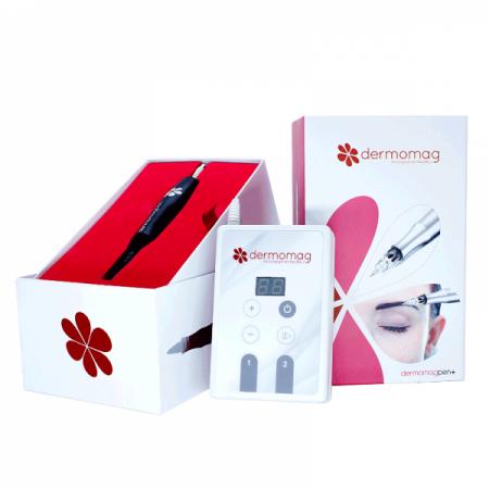 Dermógrafo Dermomag Pen + Fonte Digital Duo