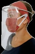 Máscara Protetora Facial - Face Shield