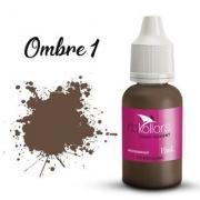 Pigmento orgânico RB Kollors 15 ml - Ombre 1