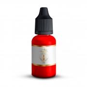 Pigmento Orgânico RB Kollors 15 ml - Vermelho Insano (Linha Premium)