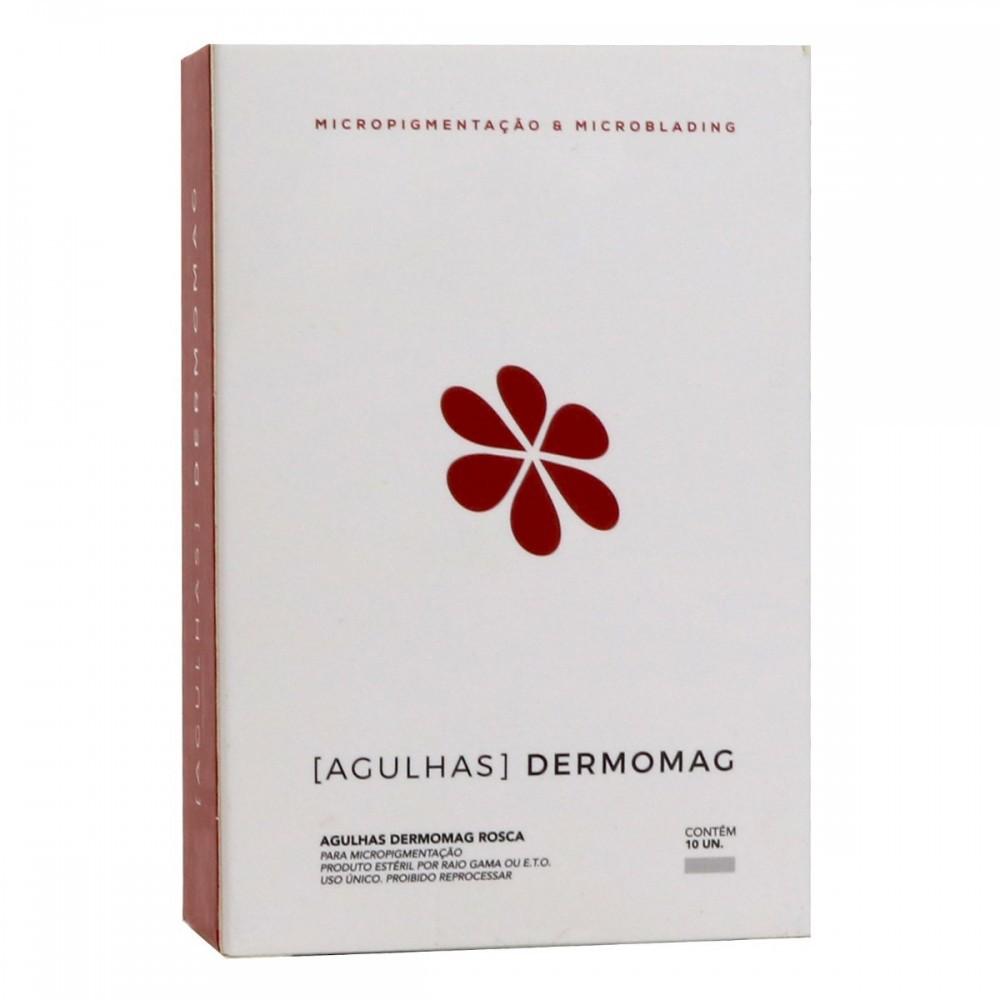 Agulha Rosca Dermomag Pen e Junior - 1 ponta XLT  - Tebori Nordeste
