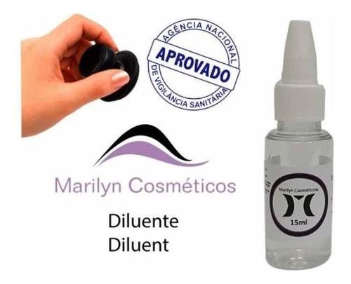 Diluente Marilyn 15ml  - Tebori Nordeste