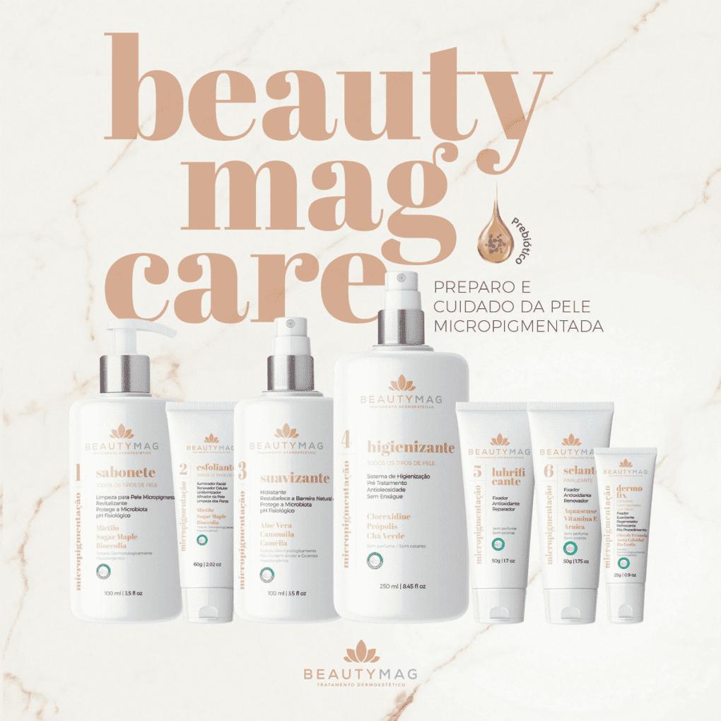 Kit de Cuidados Beauty Mag Care  - Tebori Nordeste
